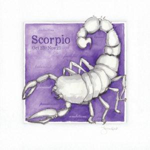Zodiac Cards